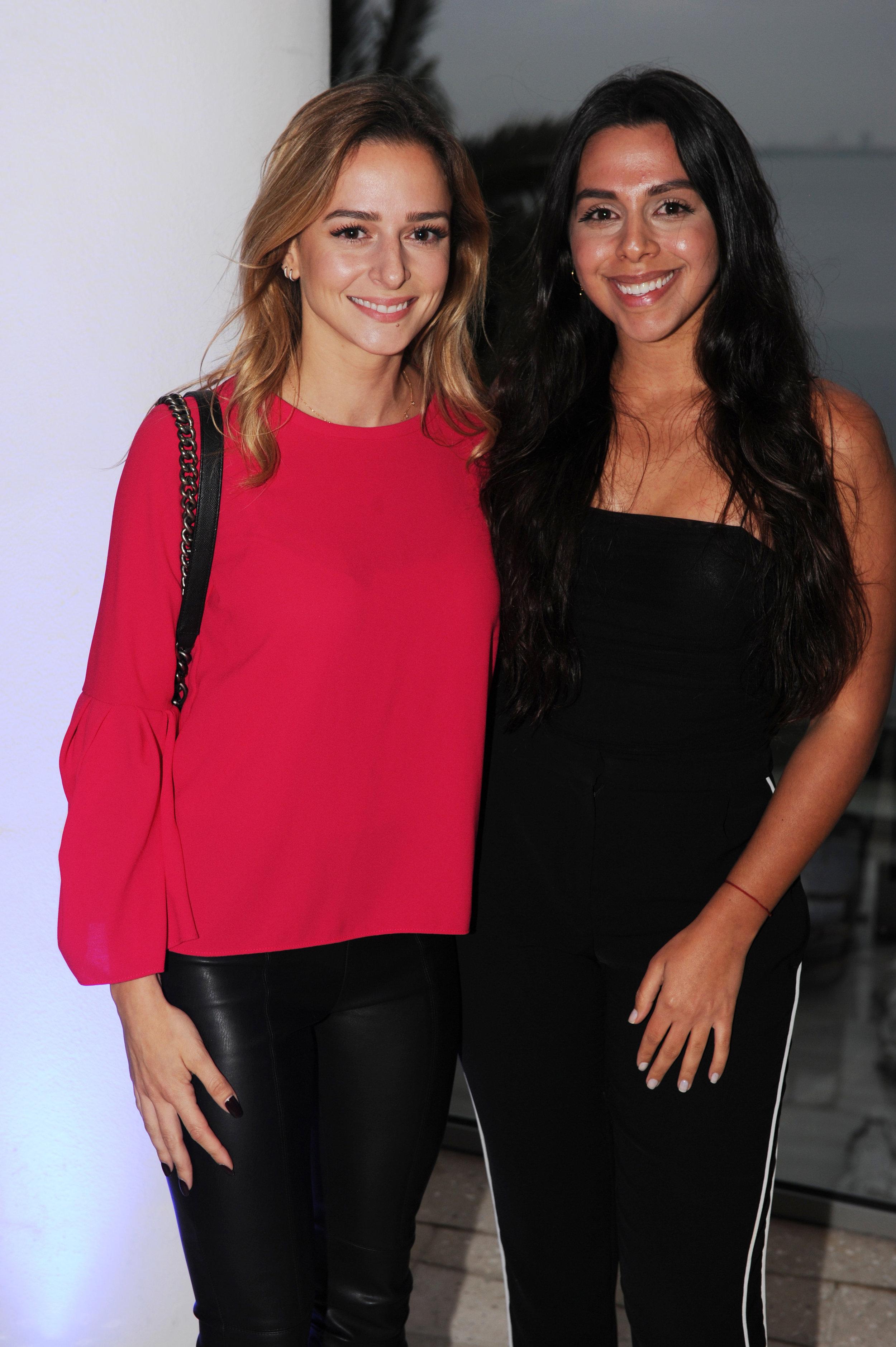 Mariana Trentini & Camila Canepa