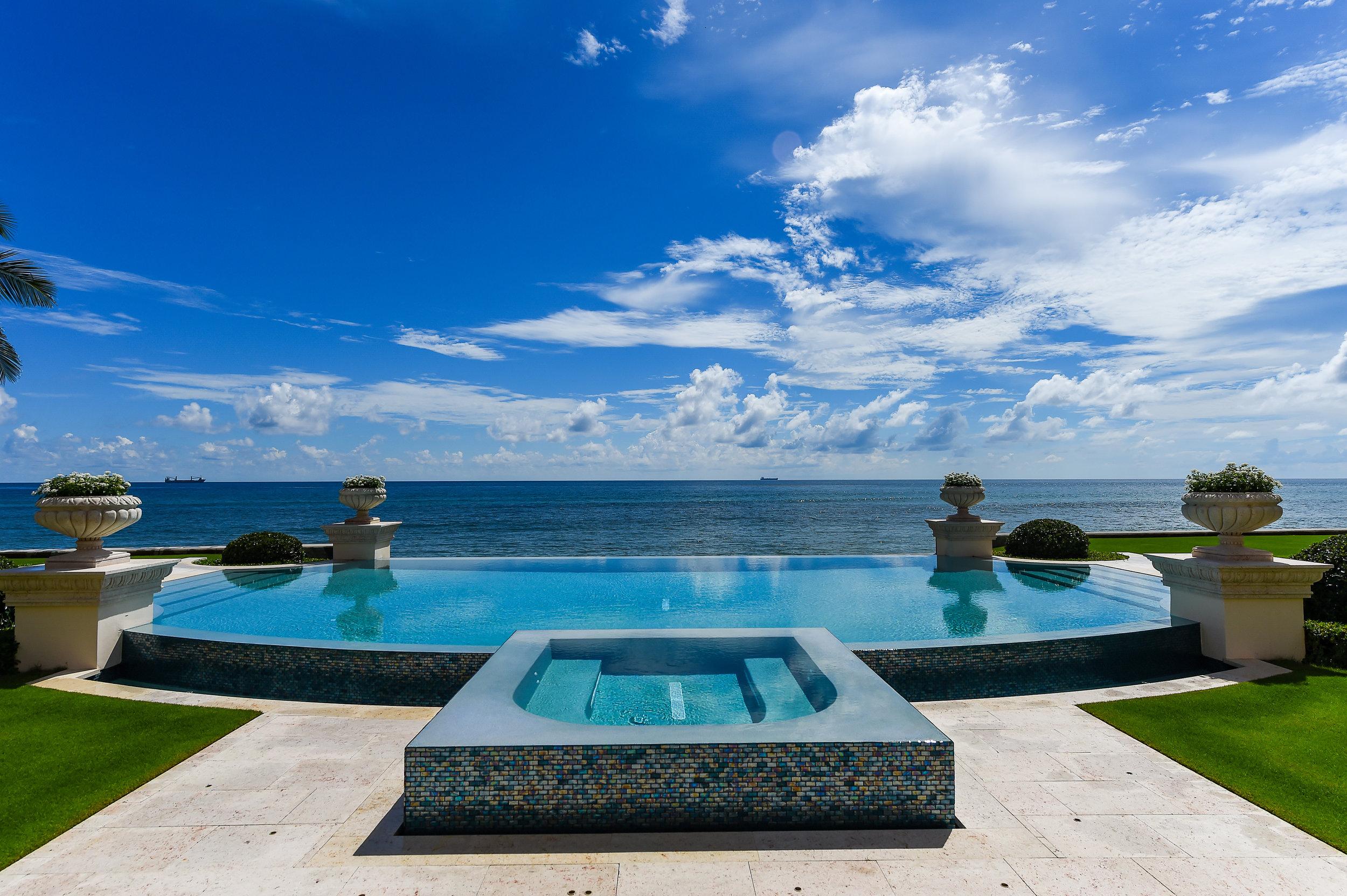 Step Inside The Ultra-Luxe Beachfront Estate 1071 North Ocean Boulevard In Palm Beach