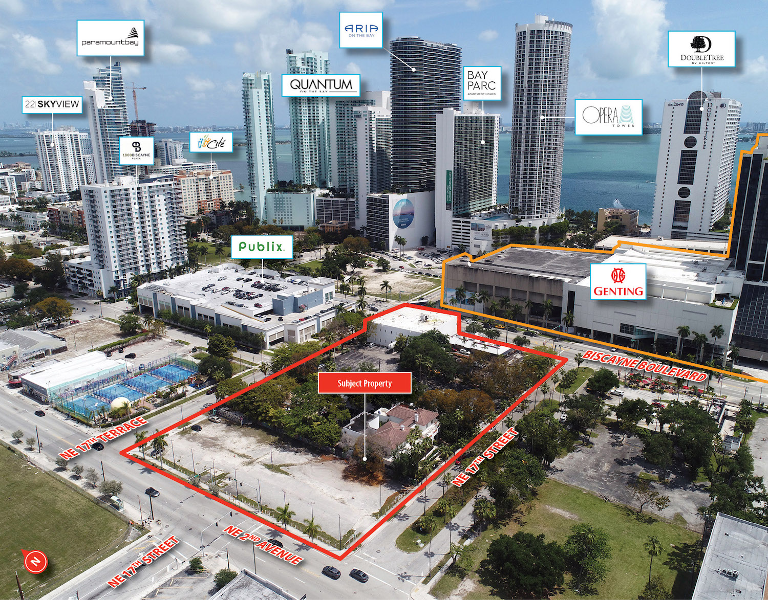 Legacy Asset Development Site On Biscayne Boulevard In An Opportunity Zone Hits The Market In Edgewater