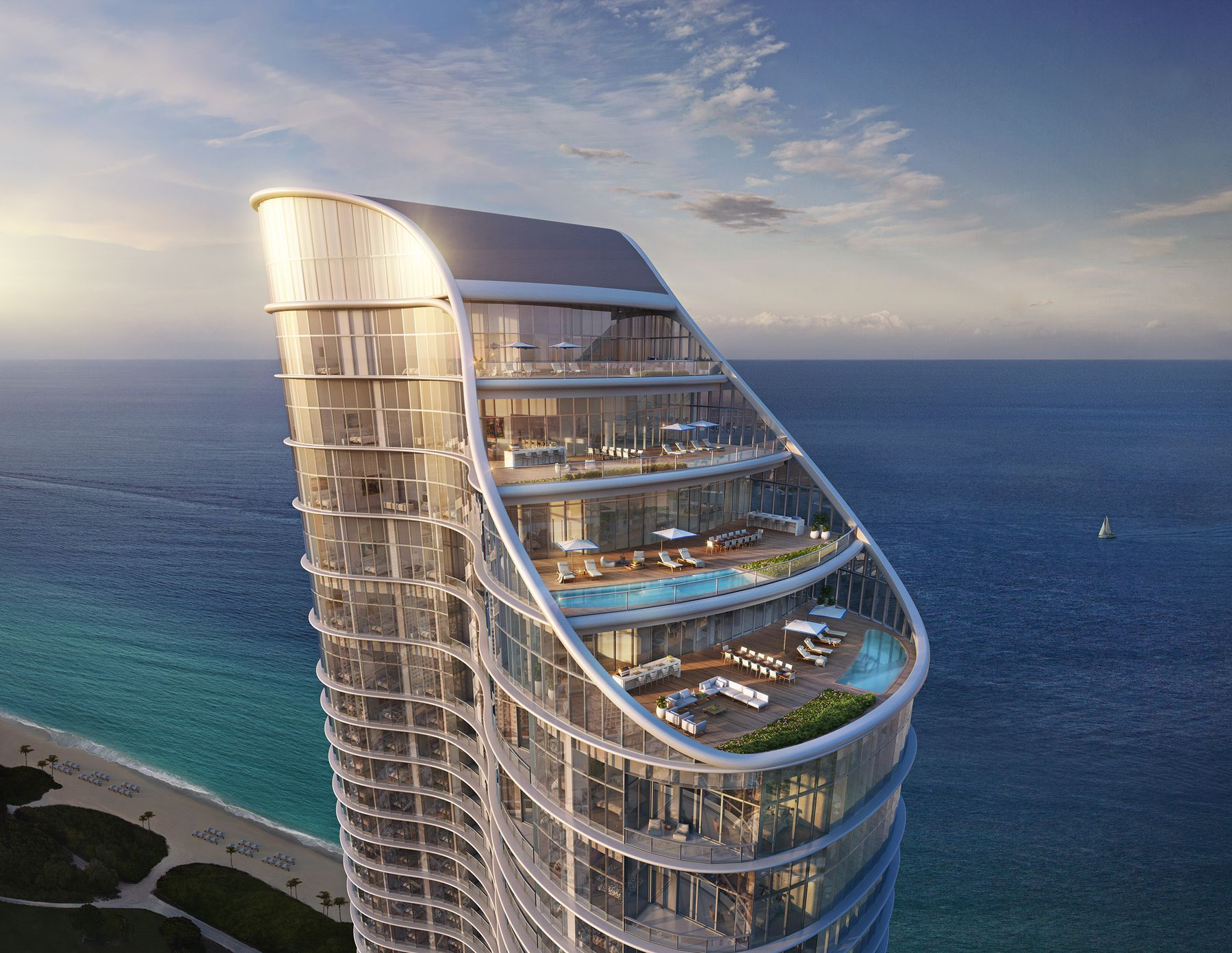 Third Penthouse Goes Under Contract At The Ritz-Carlton Residences, Sunny Isles Beach For $19.75 Million