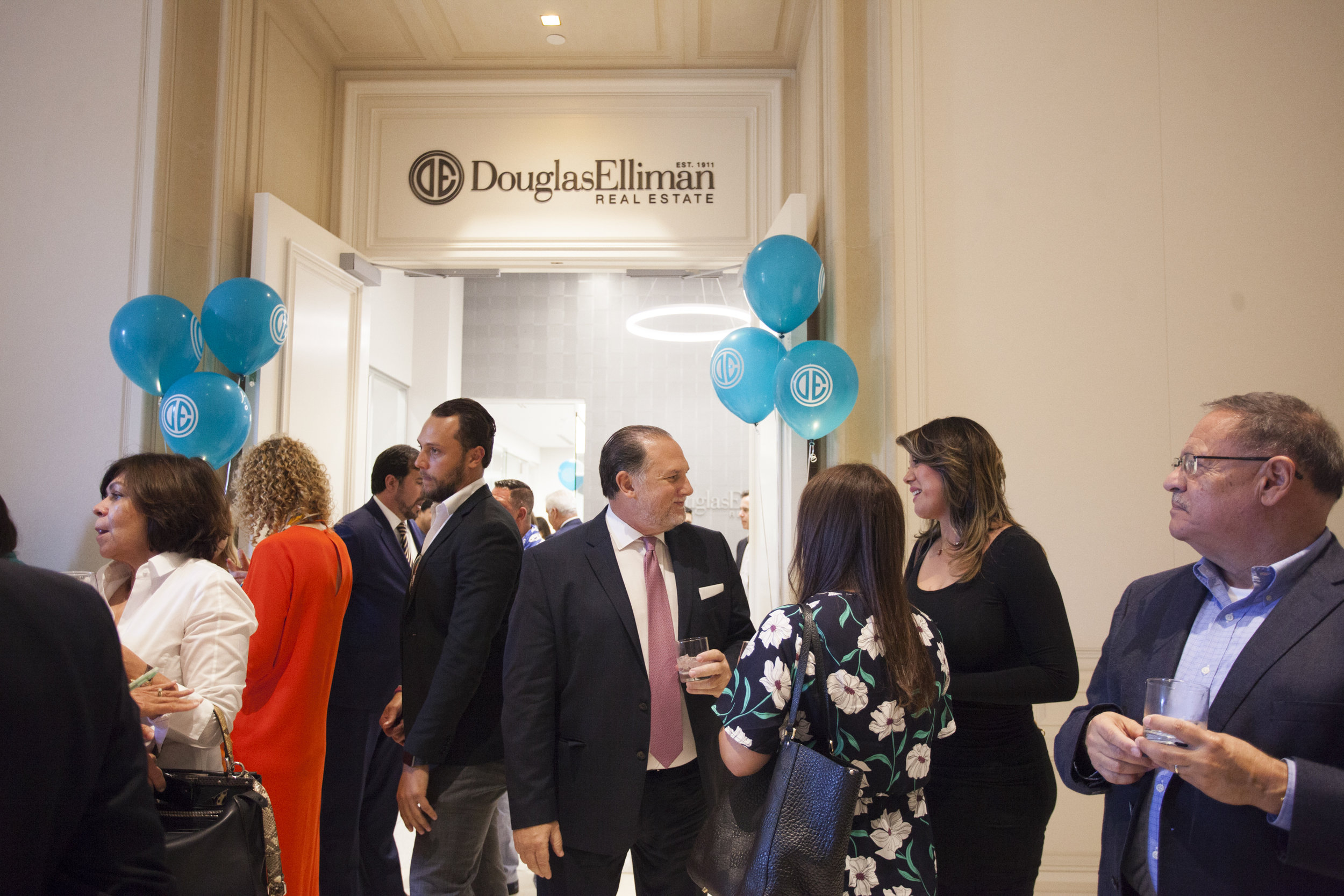 Douglas Elliman Celebrates The Grand Opening Of Its First Coral Gables Office Location