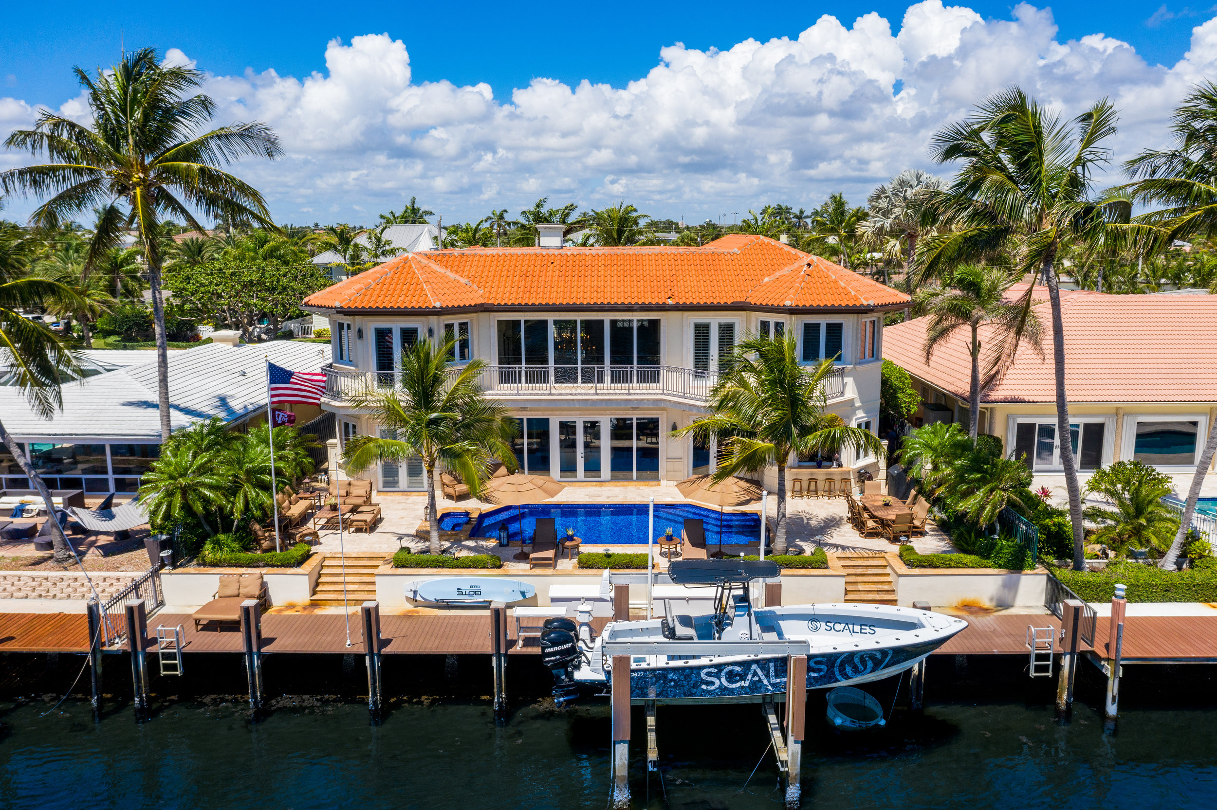 Lighthouse Point Estate Previously Owned By University of Miami & NFL Star Clinton Portis Hits Market