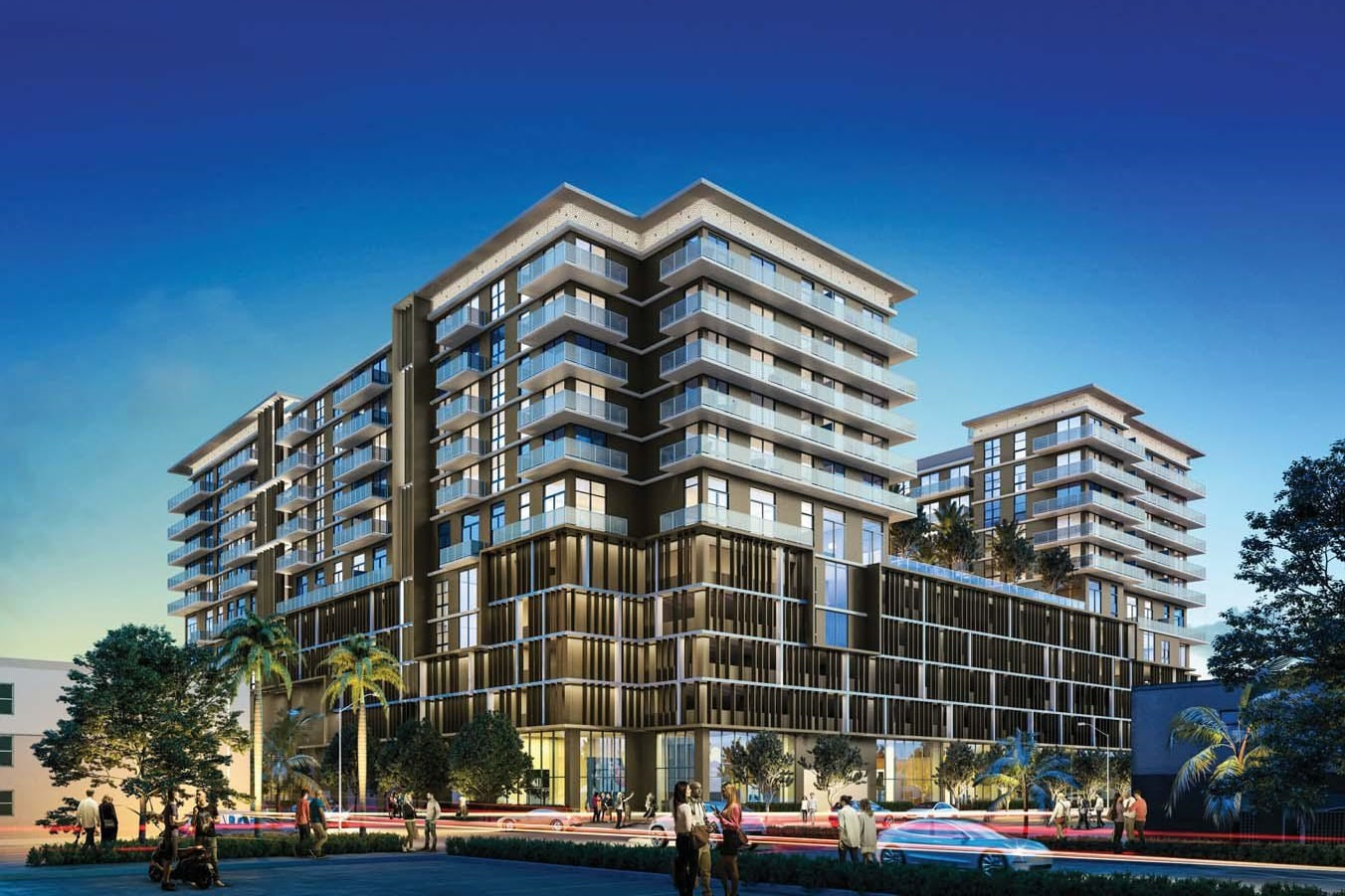 Alta Developers and Bacardi Foundation's South Miami Town Square Approved In South Miami