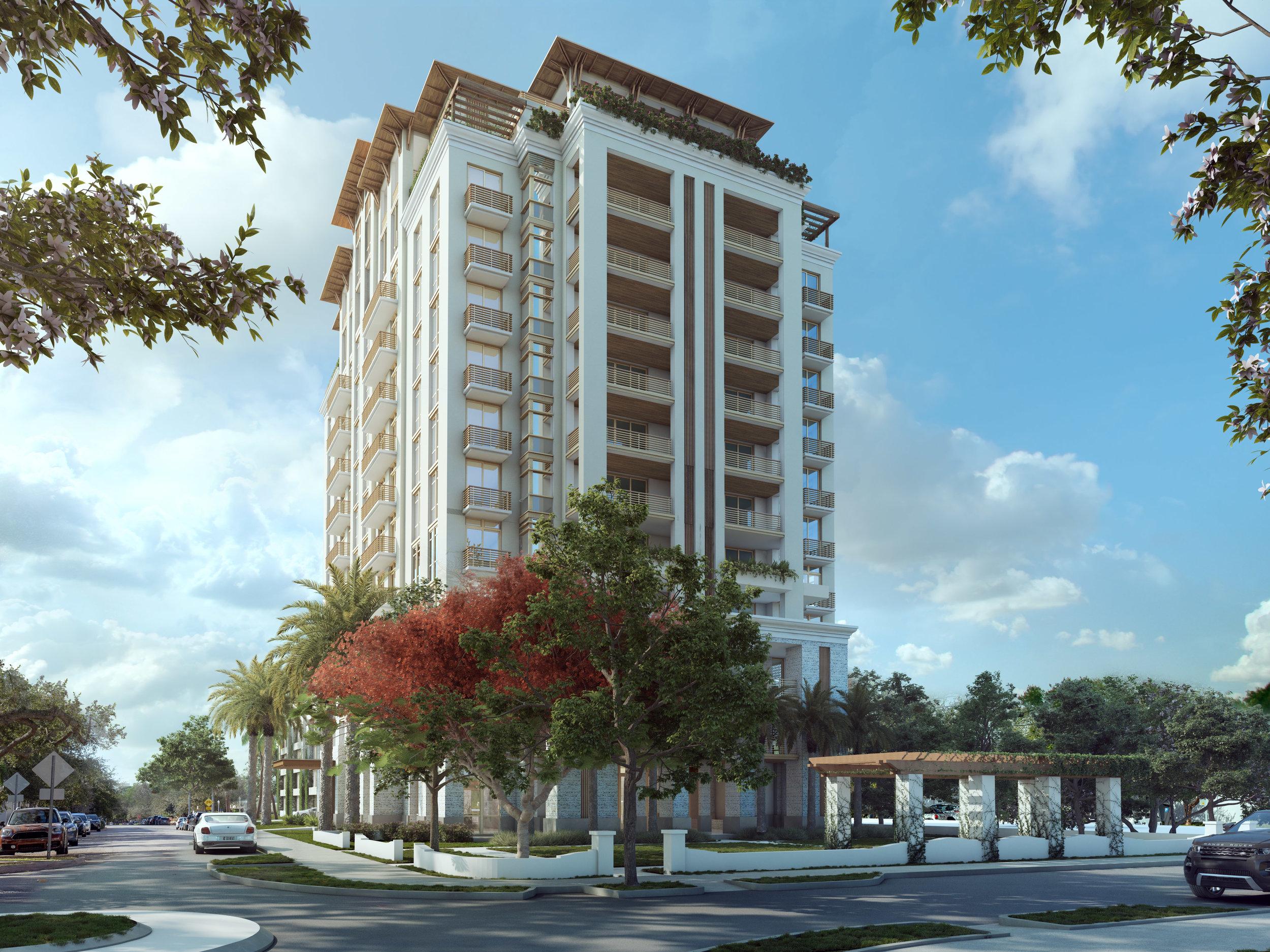 Villa Valencia Launches Sales In Coral Gables