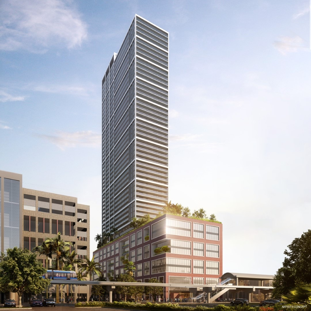 "Newgard Development & Crescent Heights Propose Natiivo Tower In Downtown Miami ""Powered By AirBNB"""