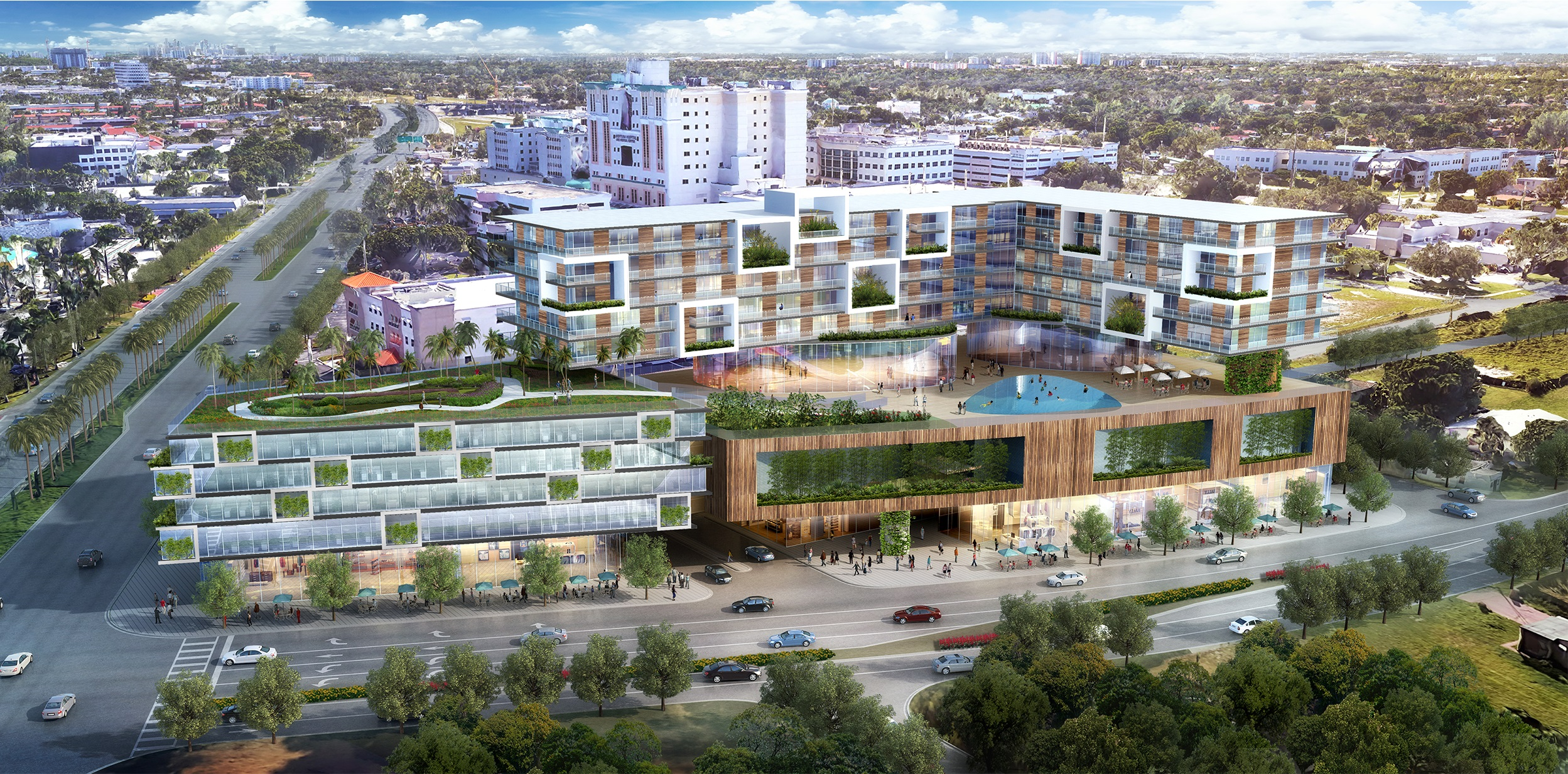 Rieber Developments Reveals Mixed-Use 12|12 Aventura In The New Aventura Medical District