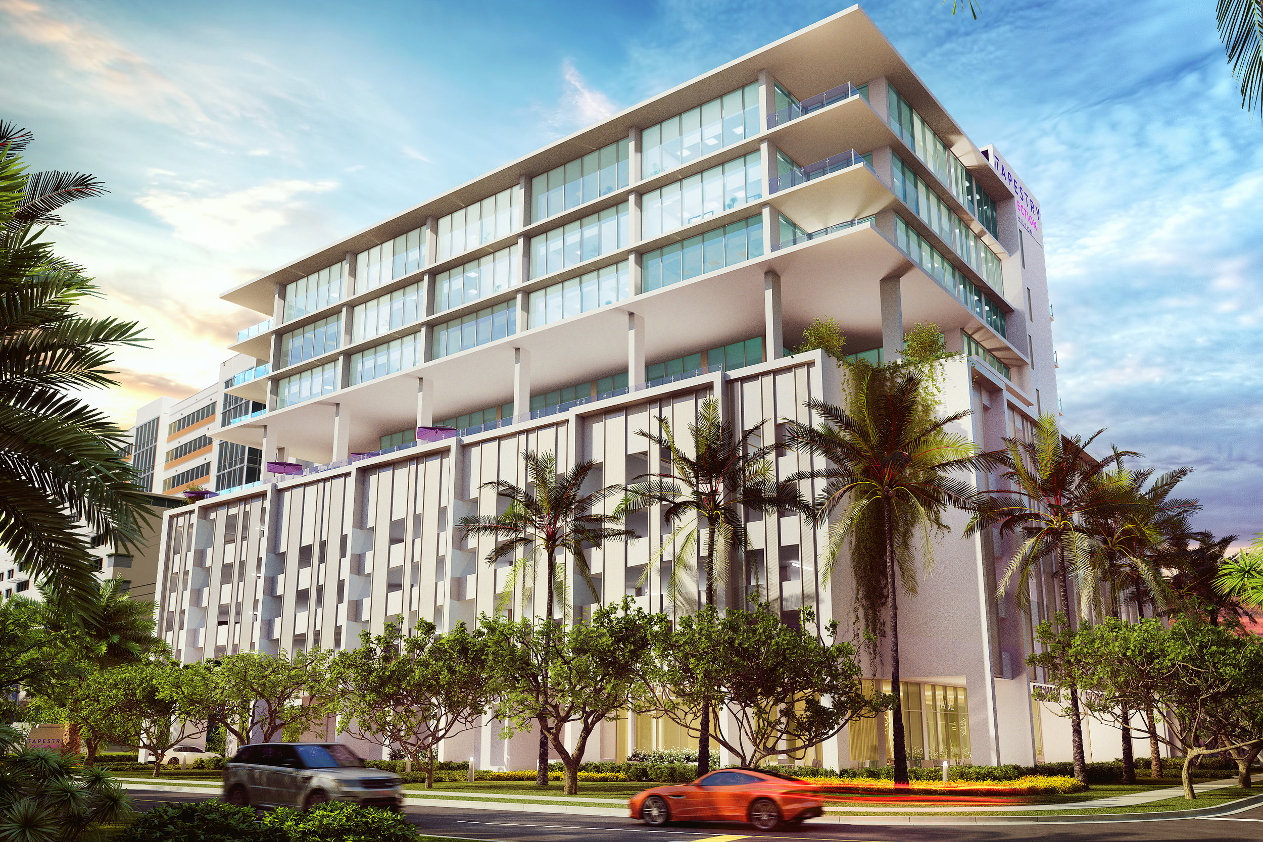 Rieber Developments Closes On $36 Million Construction Loan For Ivory 214