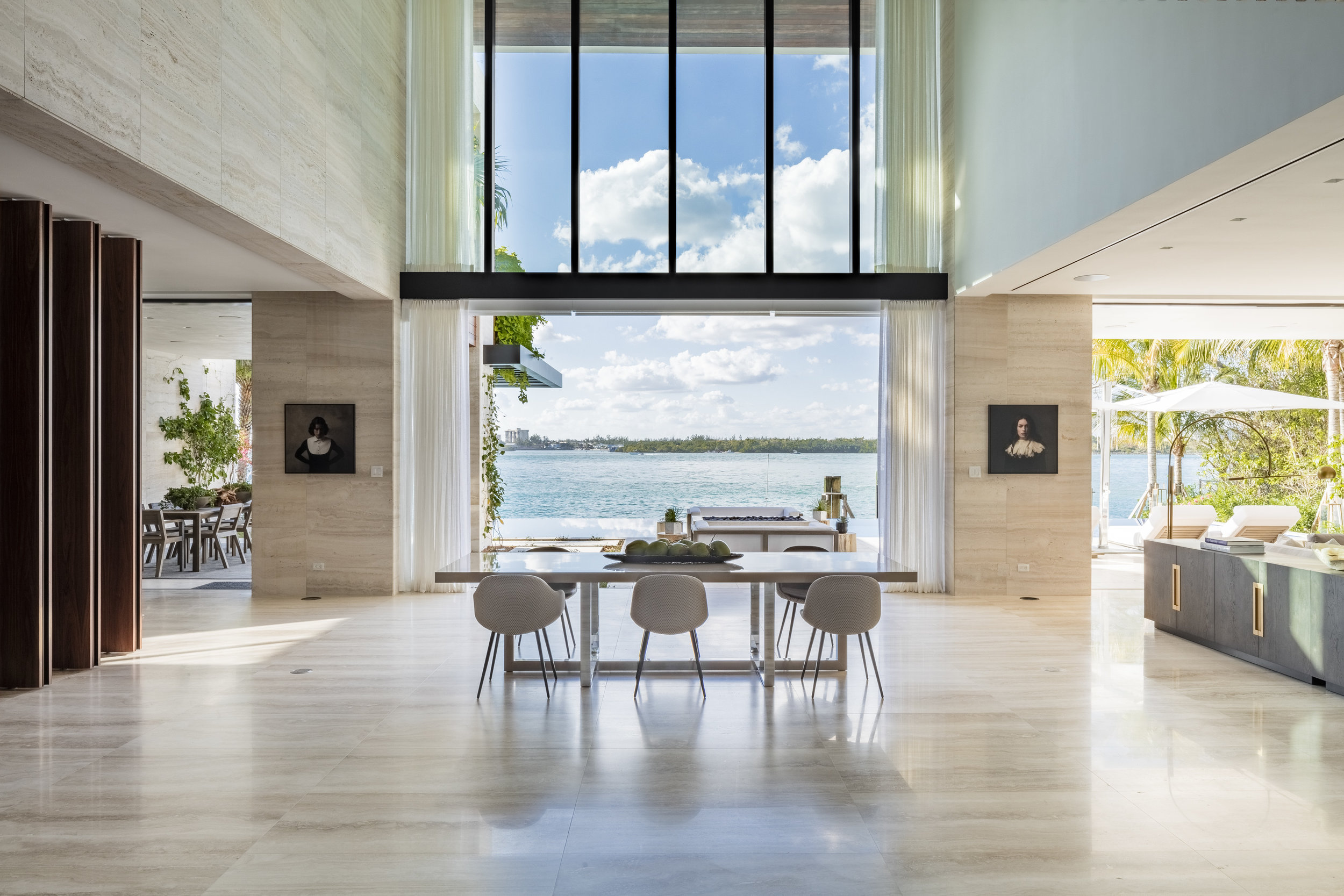 The Choeff Levy Fischman-Designed 224 Bal Bay Drive Breaks Records In Bal Harbour With $24 Million Sale