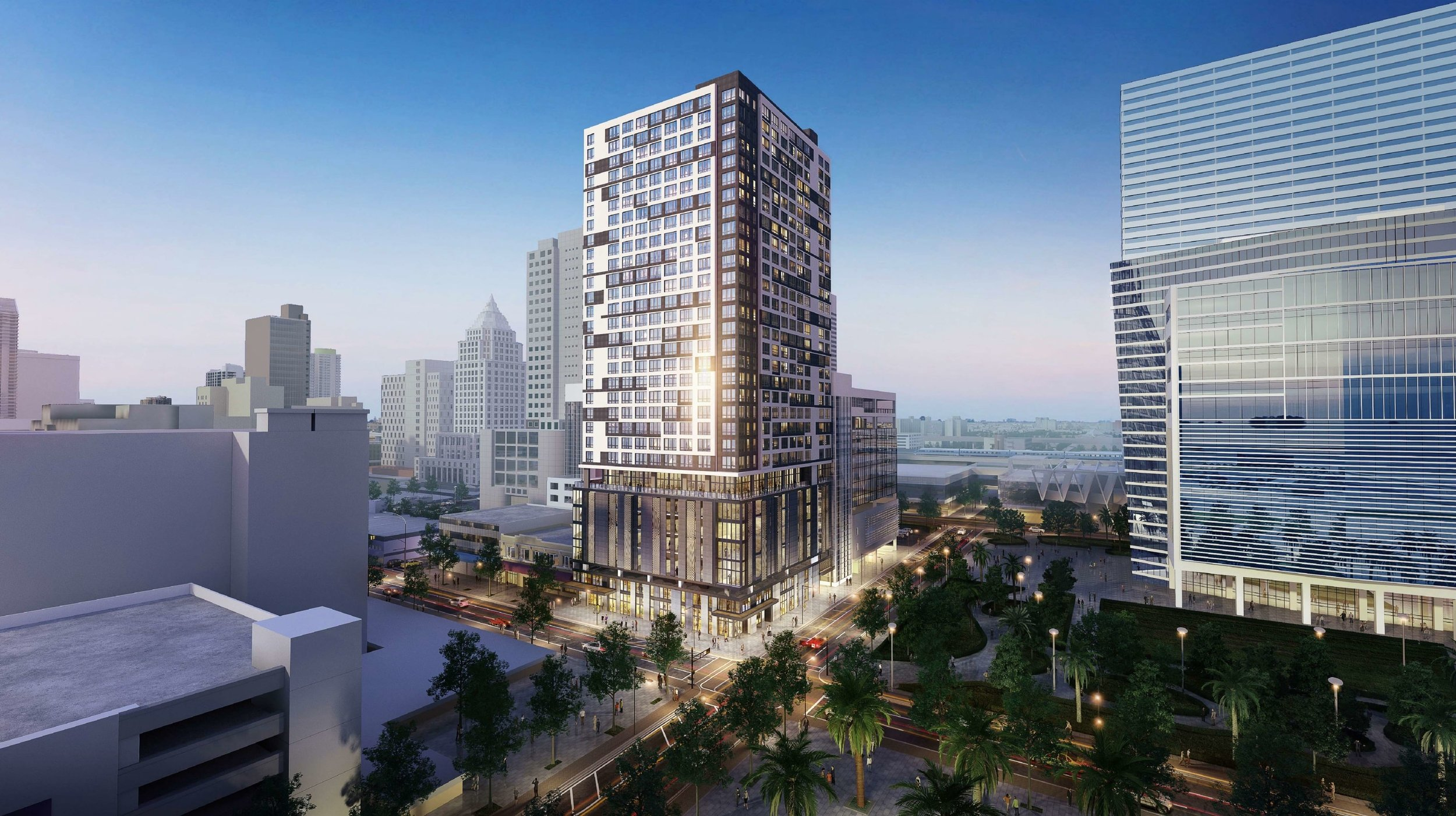 Grand Station Tower To Break Ground In Downtown Miami This Year