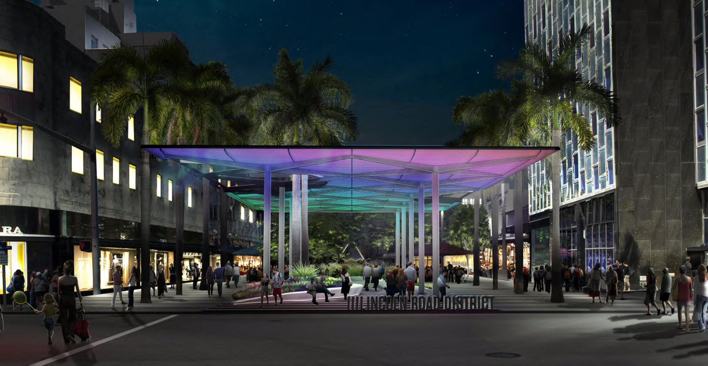 Funding For Lincoln Road Revamp Approved By Miami Beach City Commission