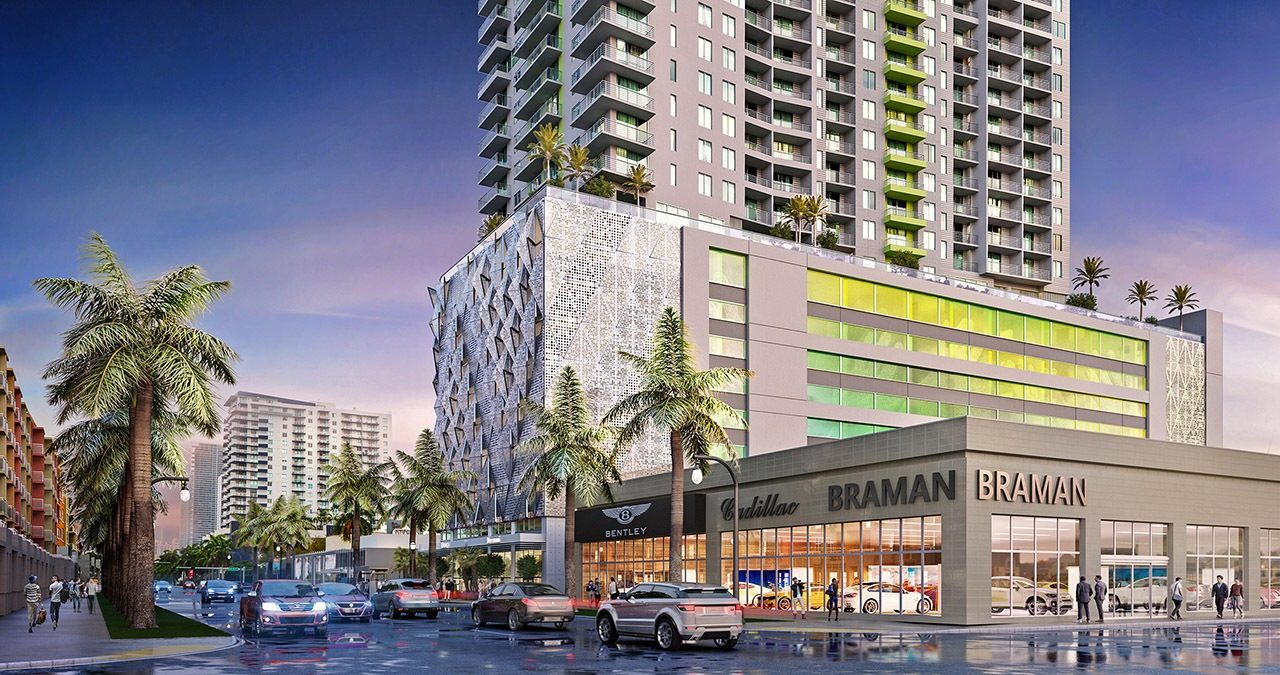 Kushner Companies To Move Ahead At 2000 Biscayne After Filing For Construction Permit