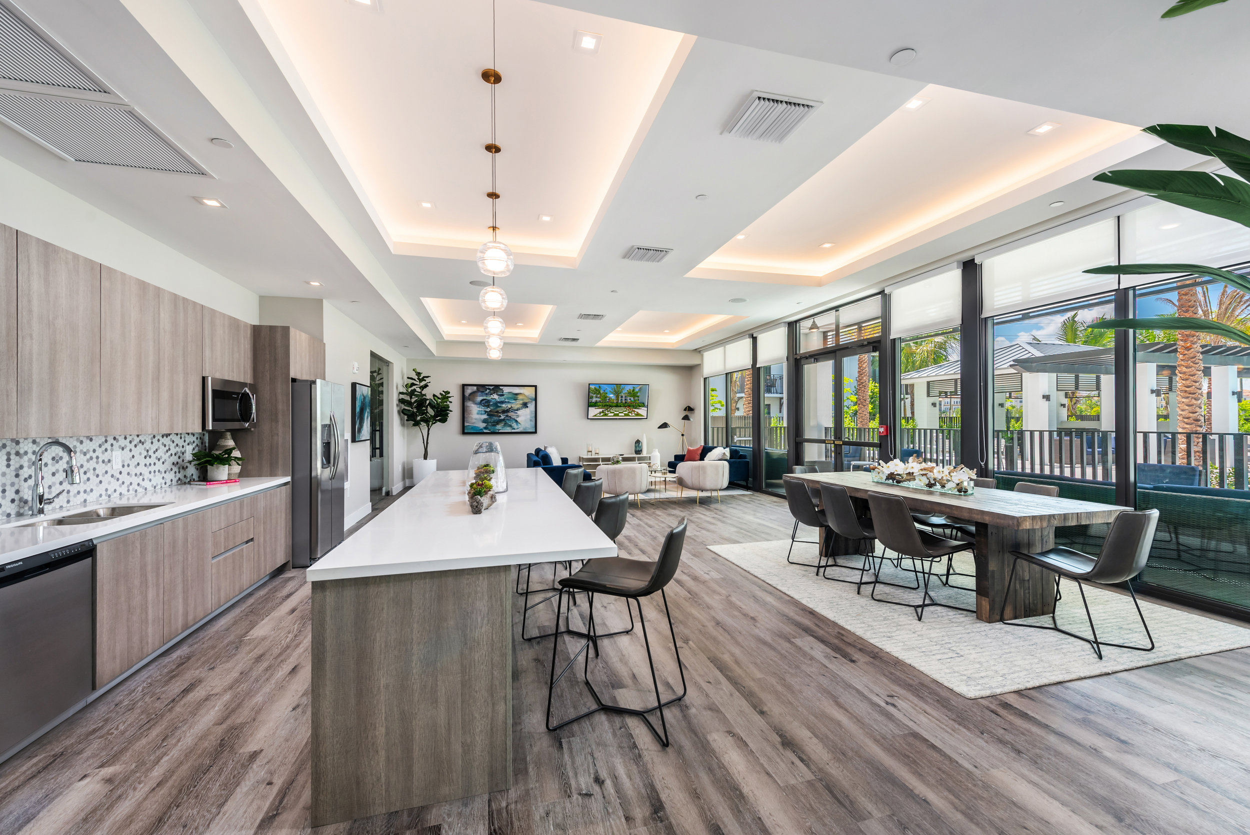 Terra Closes on $91 Million Refinancing For Pines Garden at City Center Apartments in Pembroke Pines