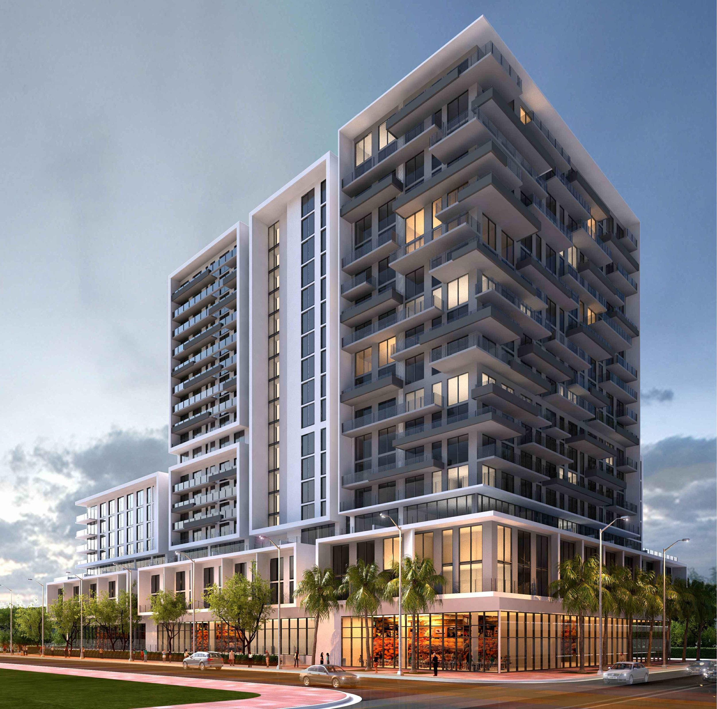 Estates Investment Group Soleste Grand Central Apartments Overtown
