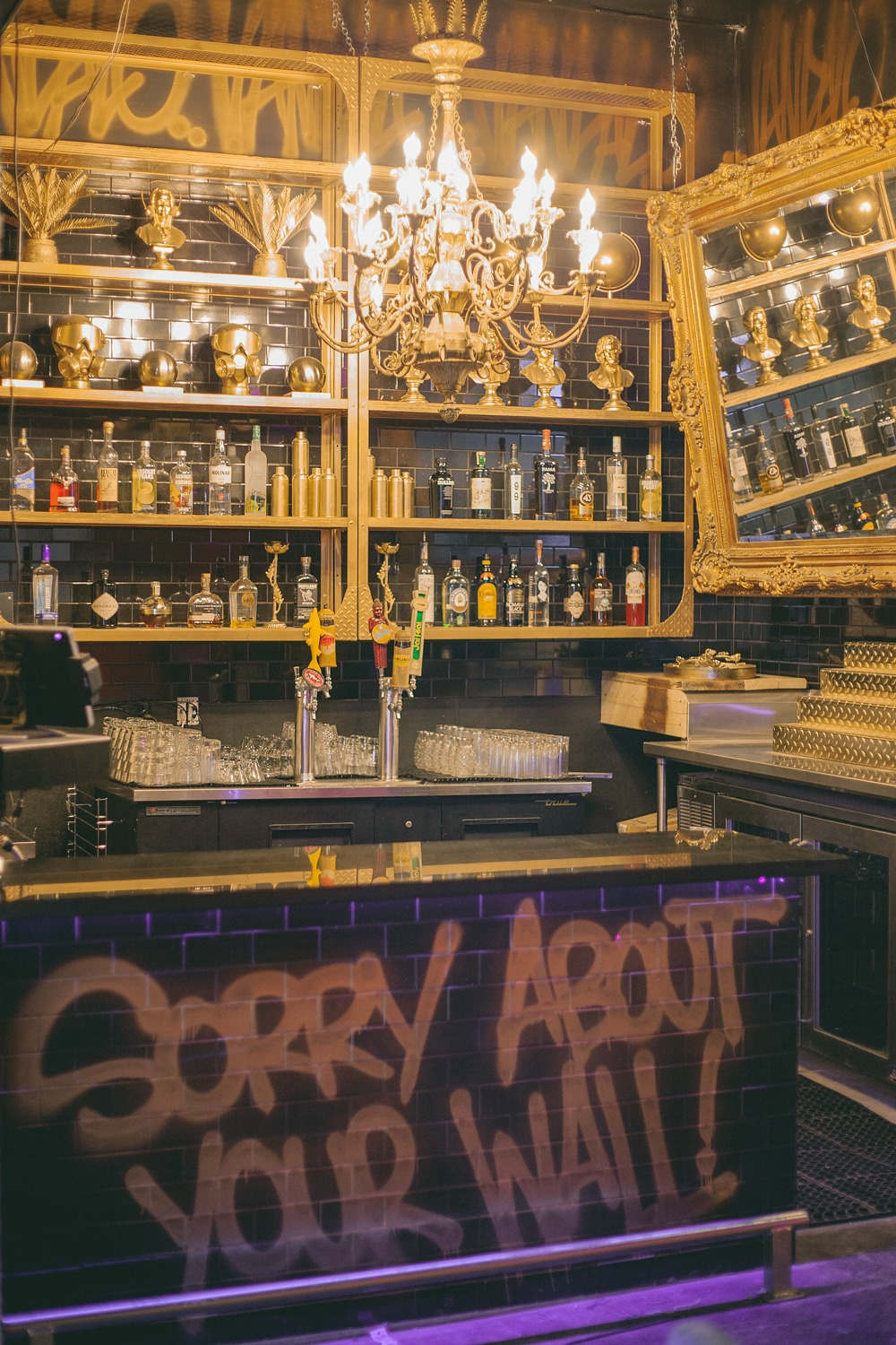 Graffiti-Inspired Bar Vandalo Wynwood Opens In Wynwood