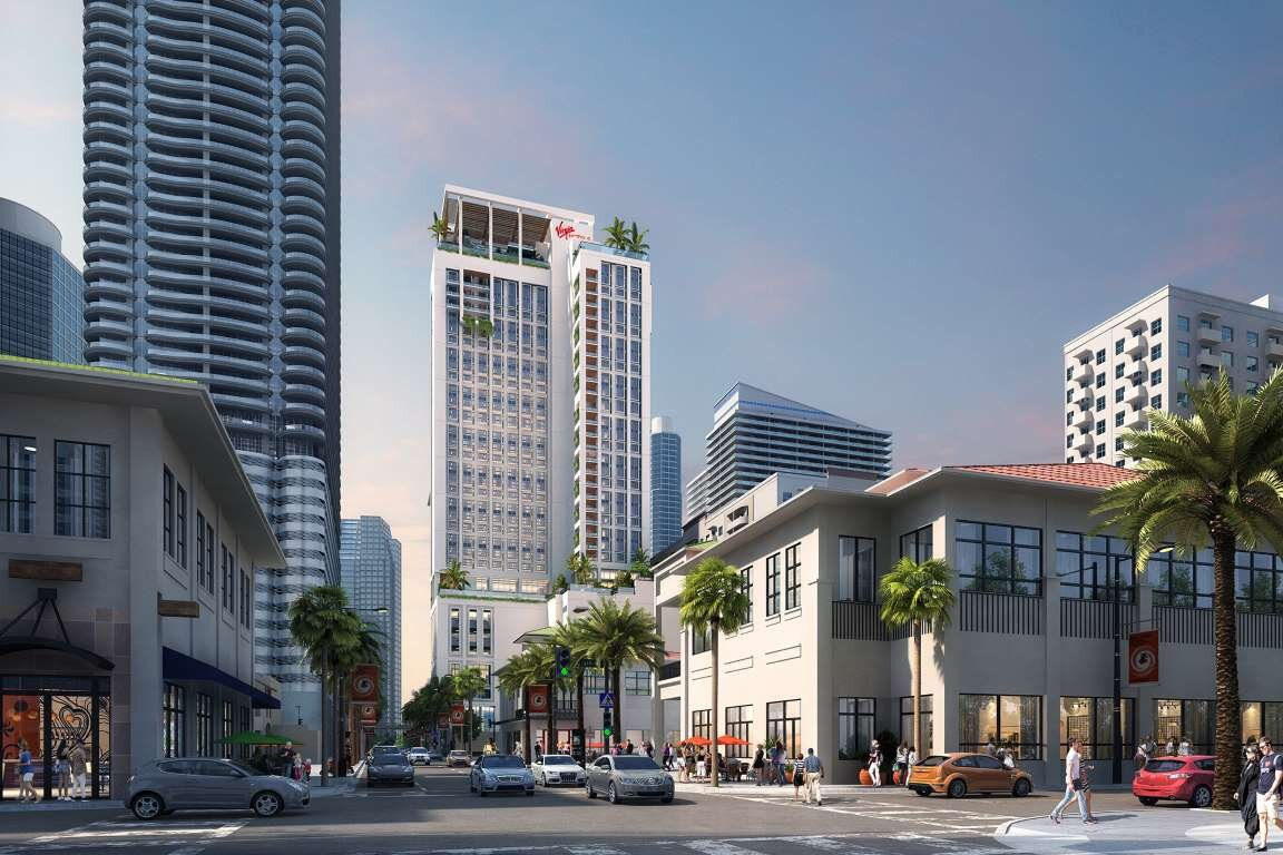 Blue Jay Capital Gearing Up To Break Ground On Virgin Hotels Brickell
