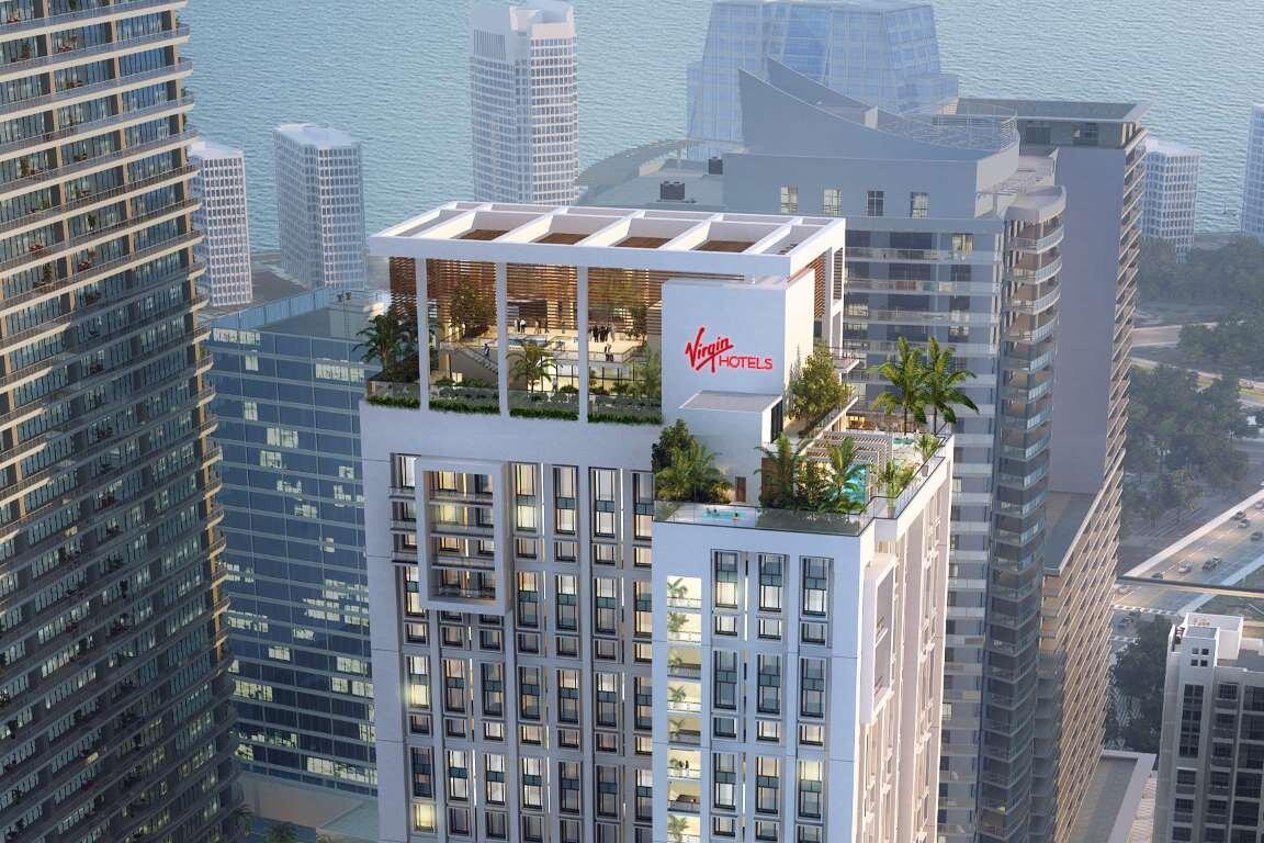 Blue Jay Capital Gearing Up To Break Ground On Virgin Hotels Brickell