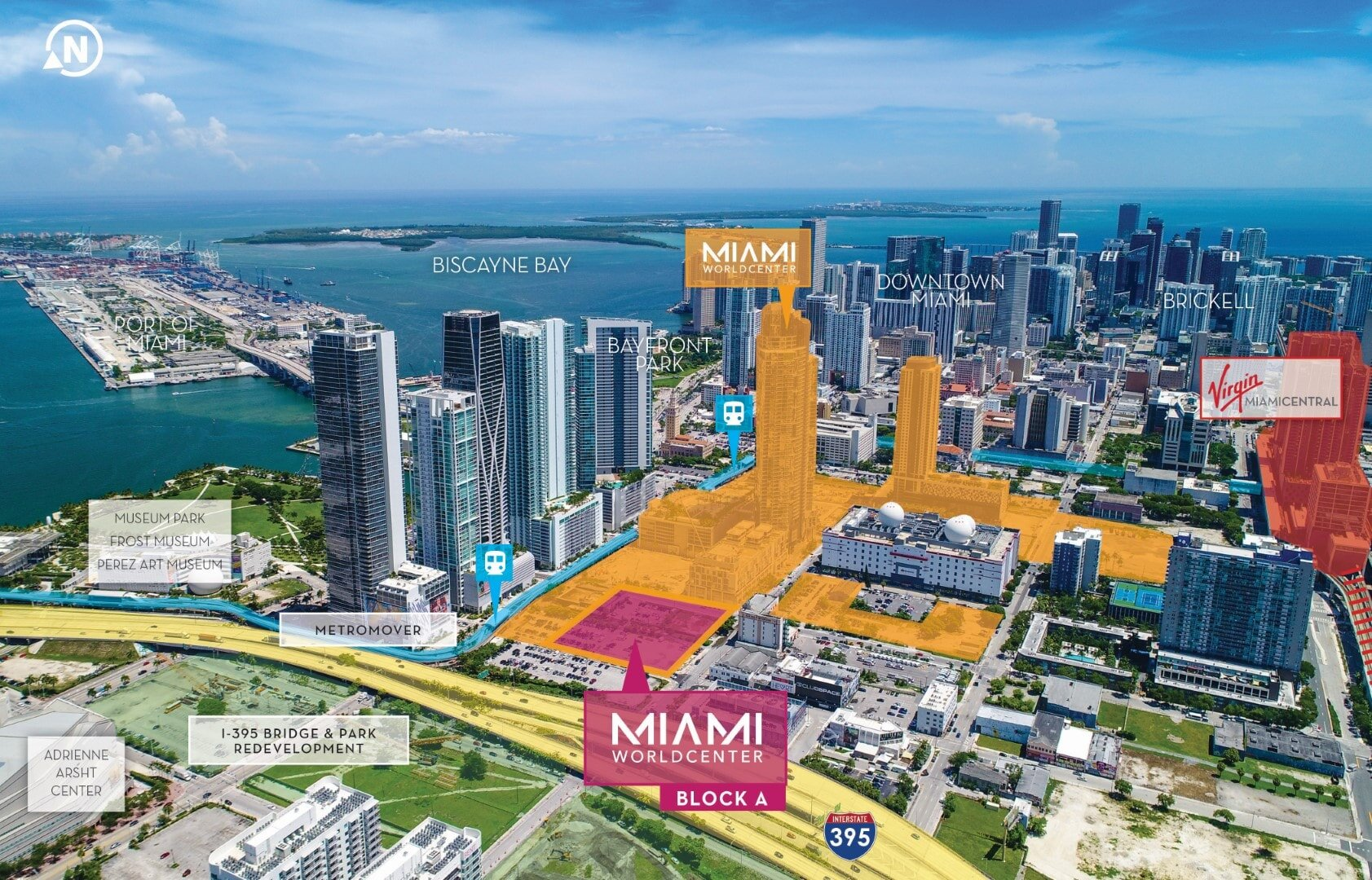 Last Remaining 2.18 Acre Parcel At Miami Worldcenter Listed For Sale