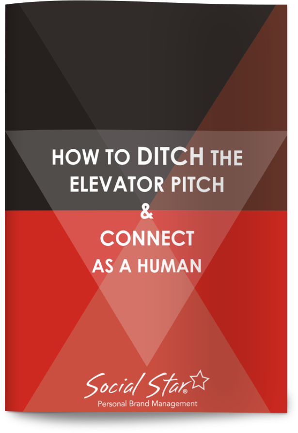 How to ditch the elevator pitch