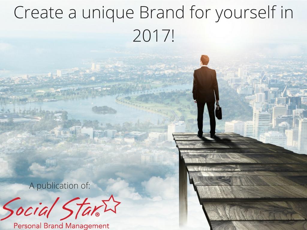 Creating a unique brand