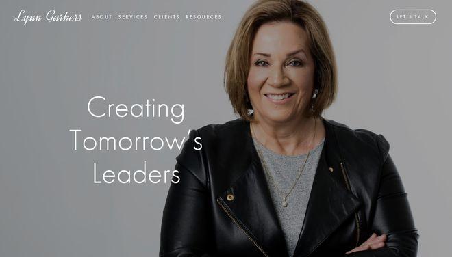 Lynn Garbers website by Social Star.png