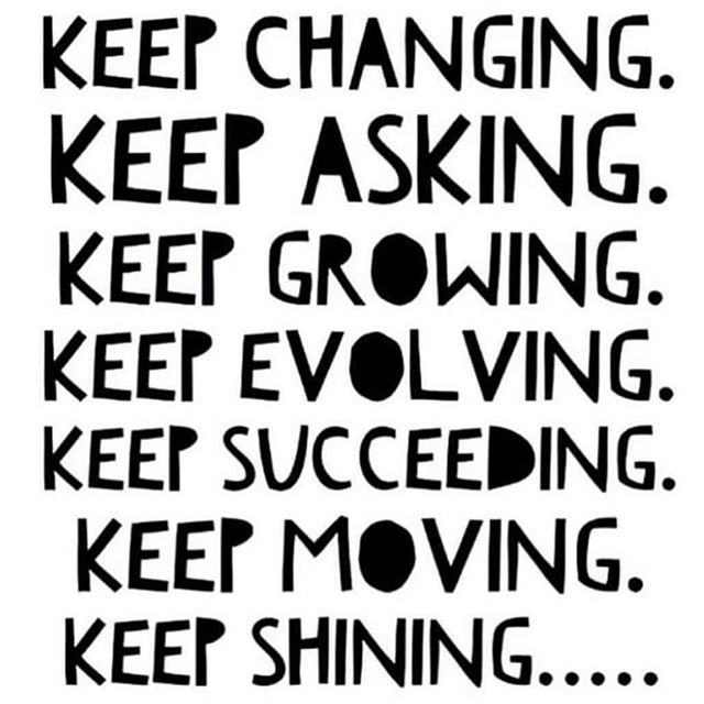 The growth don't stop on Friday! Keep it going through the weekend! #HappyFriday