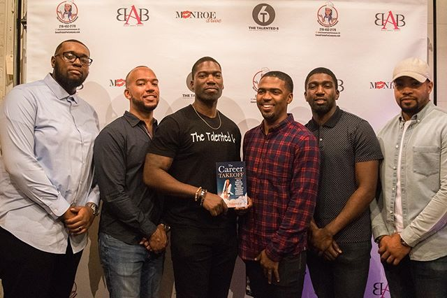 WE BYCKE! Just 6 black men trying to empower the culture! The T6 got some great things cooking that are coming soon! Stay tuned!