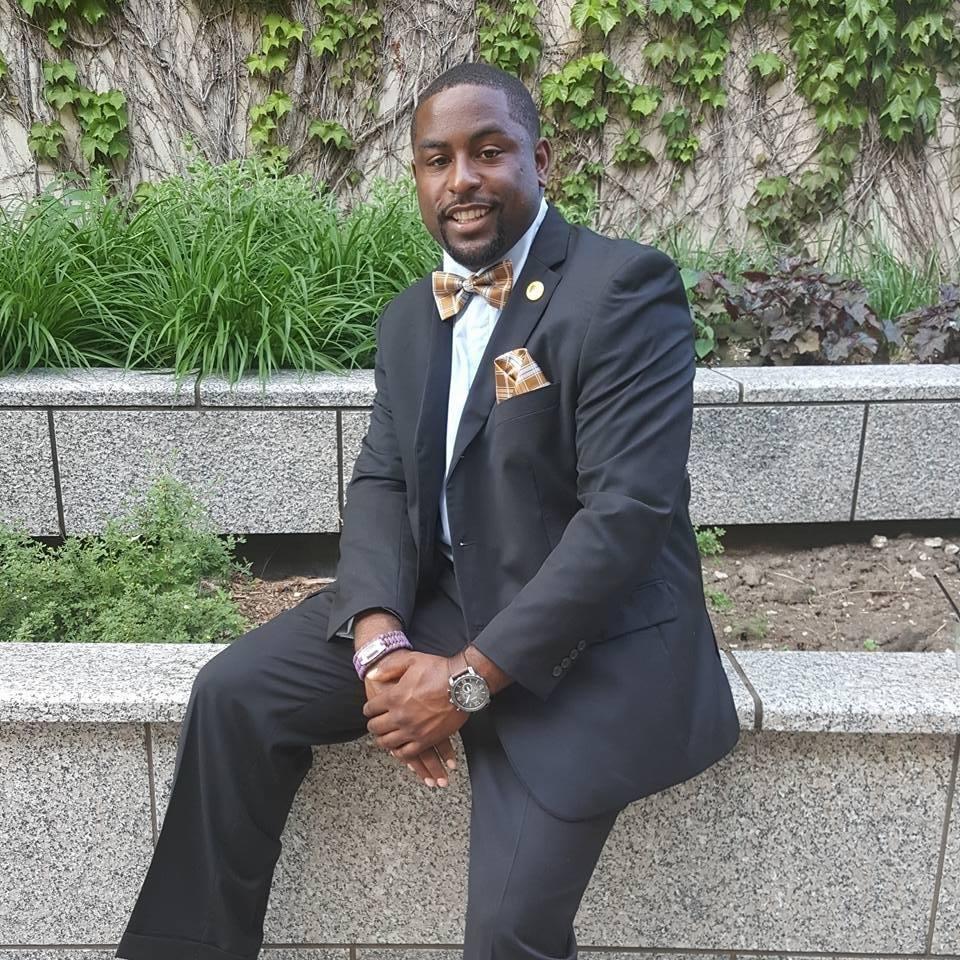 Quintton Williams - YMOV Program Director