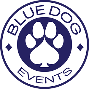 Thank you to our partner & sponsor,  Blue Dog Events!