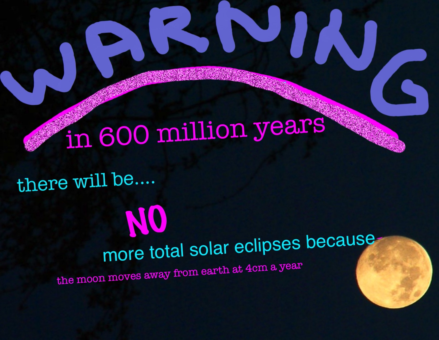 HEED THIS WARNING!!!  DO NOT WAIT UNTIL IT'S TOO LATE!!!!