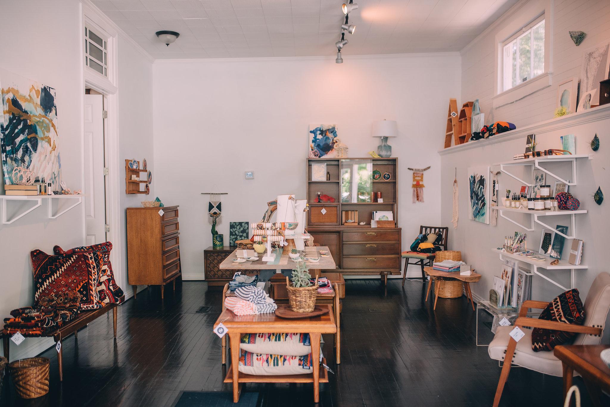 North Carolina Creative Network- Yay Summer Shop - Raleigh - Zartiques