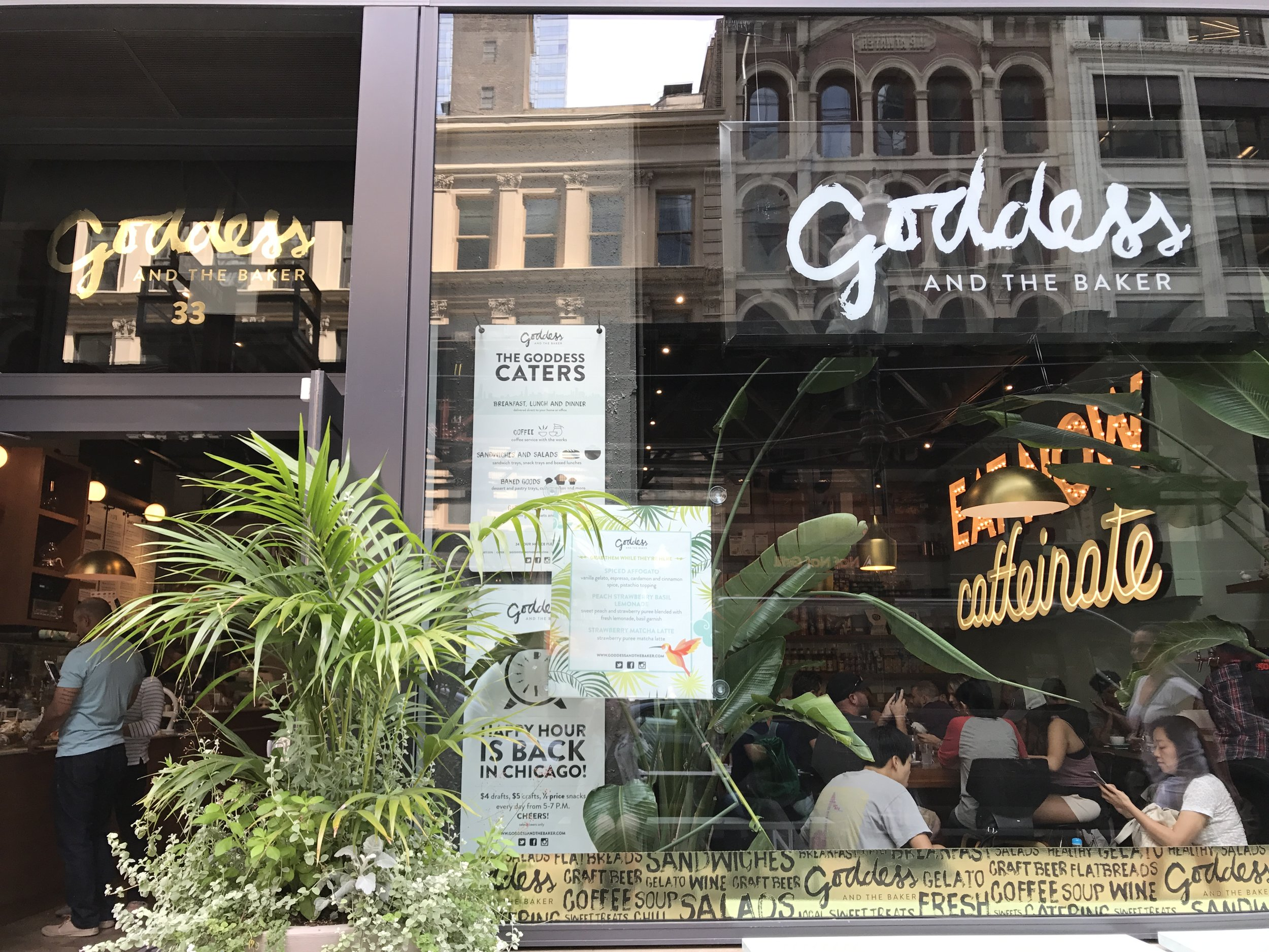 goddess and the baker - chicago travel blog - things to do in chicago