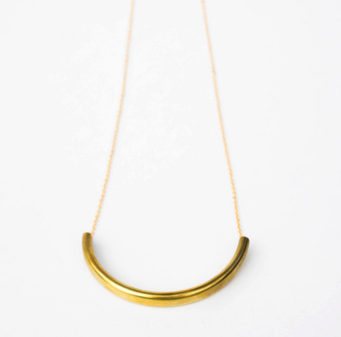 Windblown - Horizon Necklace