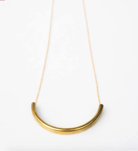 Windblown Horizon Necklace