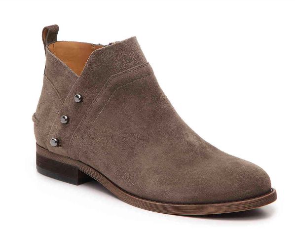 DSW - GRAY ANKLE BOOTIES