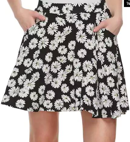Kohl's - Daisy Skirt Skater Skirt (Similar)