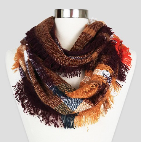 Sylvia Alexander Fashion Scarf - Target (similar)