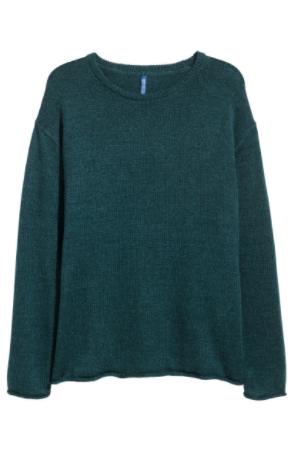 Knit Sweater - Target (similar)