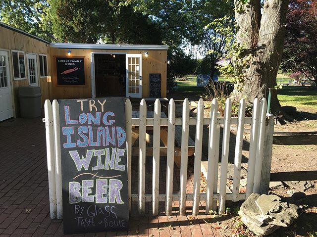 Saturday Fun: local wine tasting at the Amagansett Wine Stand. Open 12-7pm at 367 Main Street, Amagansett.