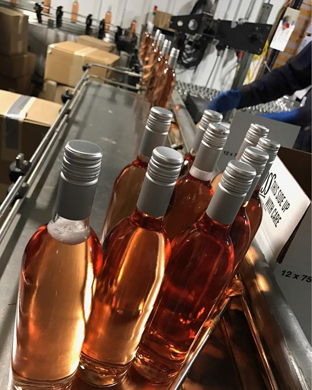 Our Rosé is on the way