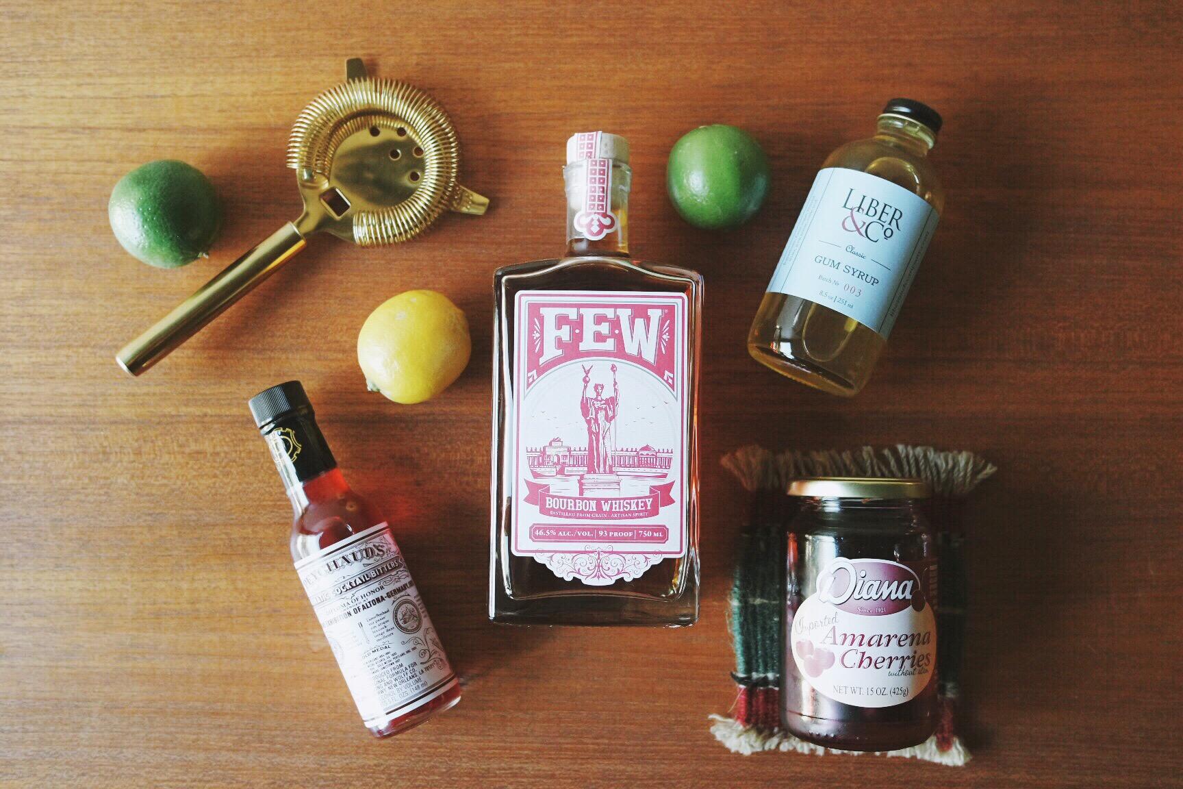 Few Spirits Bourbon