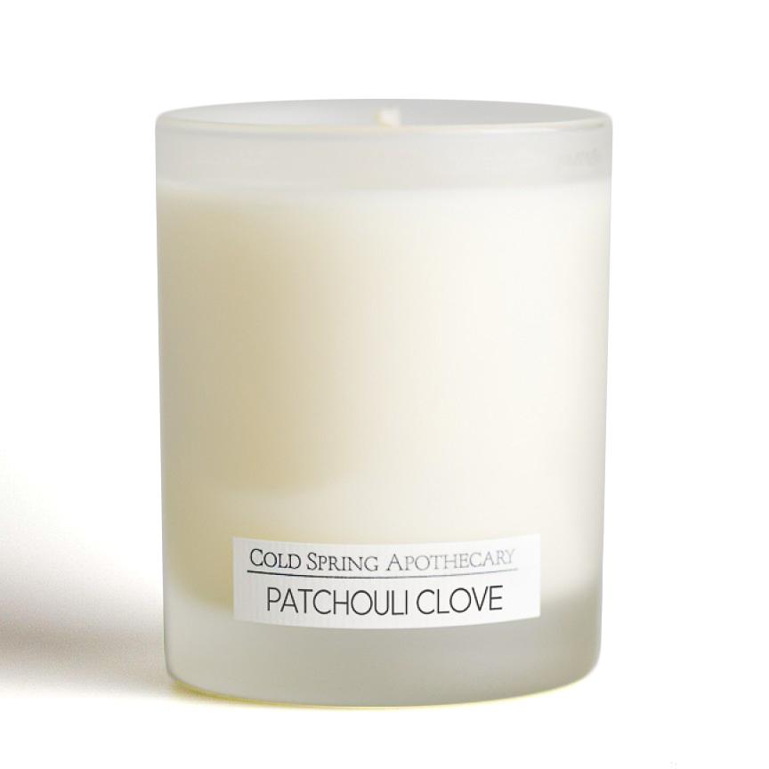 アロマキャンドル パチュチリクローブ 6oz Candle Pathouli Clove
