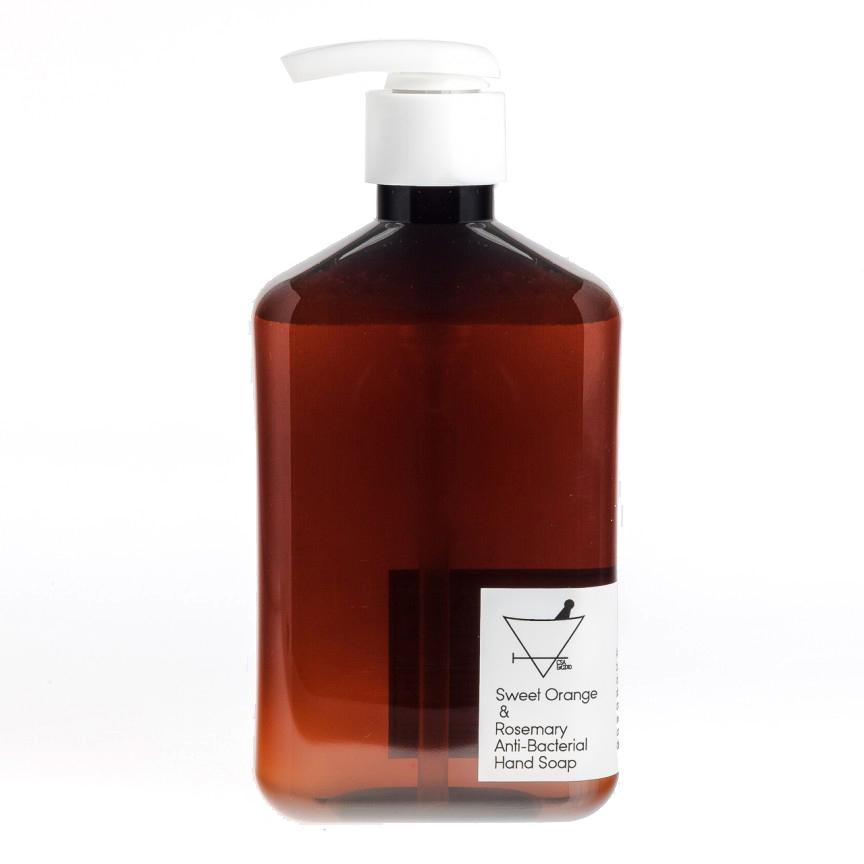 ハンドソープ スウィートオレンジ&ローズマリー Sweet Orange Hand Soap