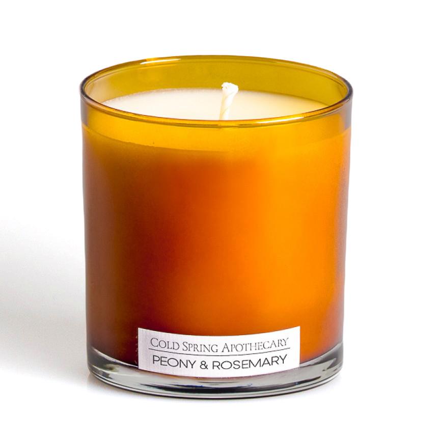 アロマキャンドル ピオニー & ローズマリー LTD Candle Peony & Rosemary