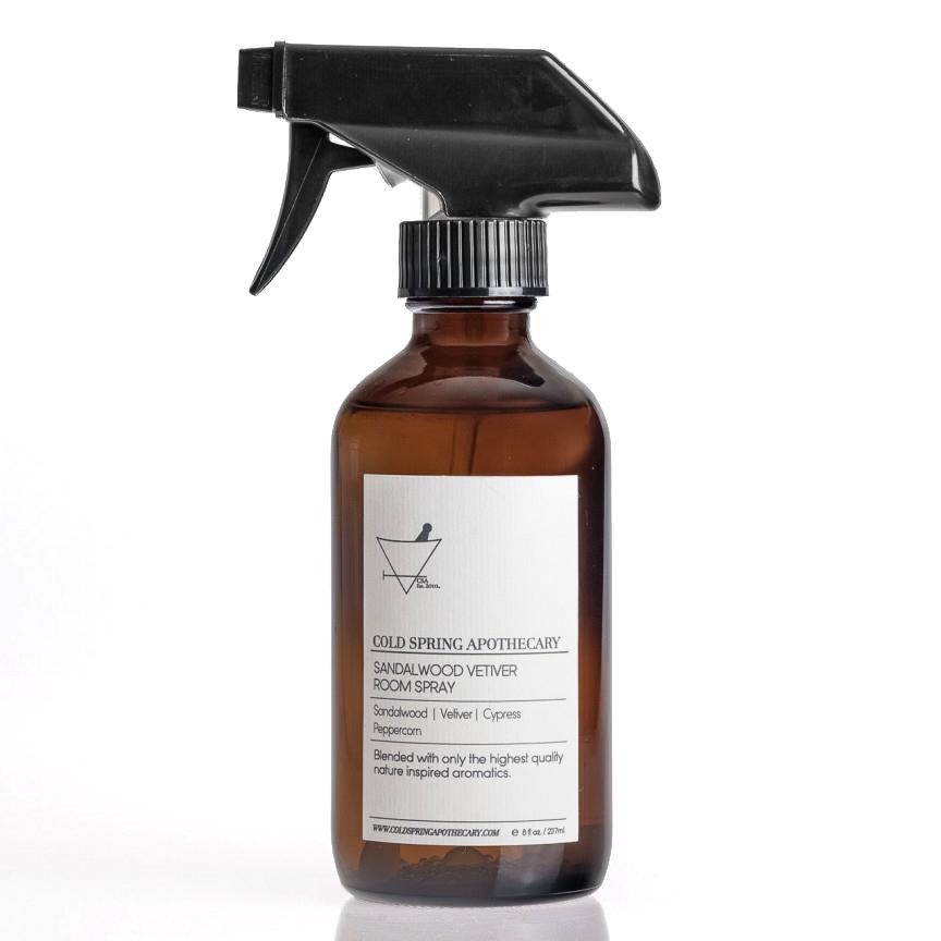 ルームスプレー サンダルウッド&ベチバー Room Spray  Sandalwood and Vetiver
