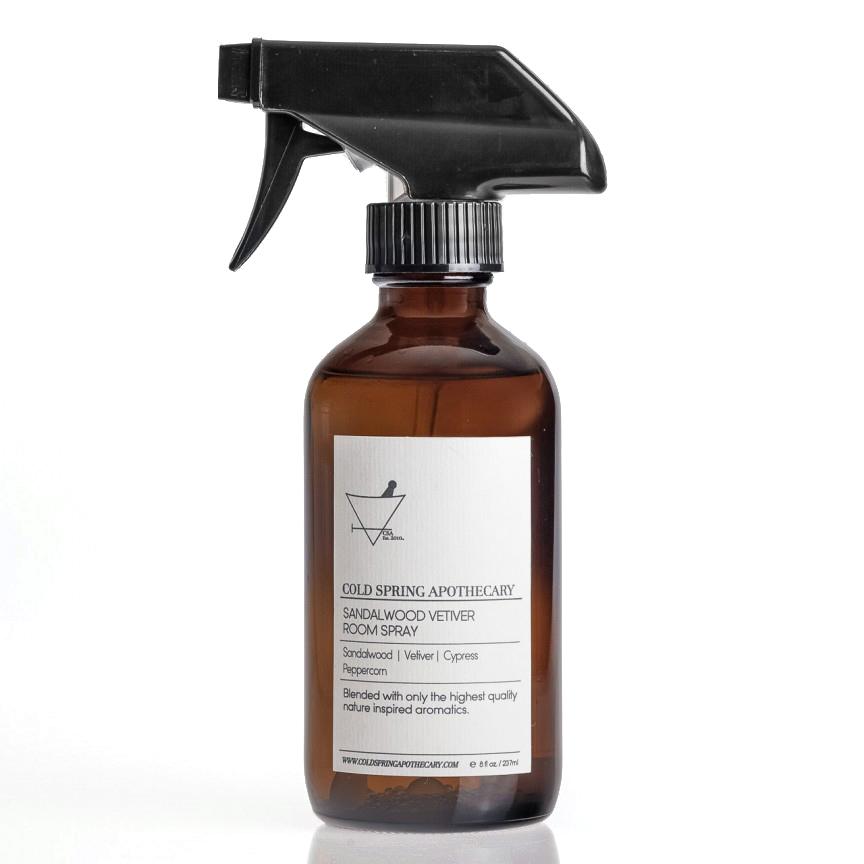 ルームスプレー サンダルウッド&ベチバー Room Spray  Sandalwood and Vetiver  7,800円 +税