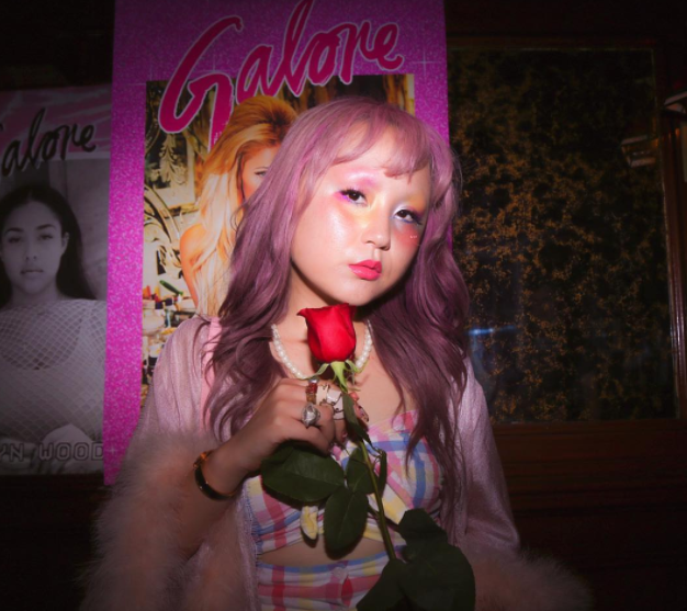 galore x Juicy couture nyfw dinner   DJ'd by Alice Longyu Gao