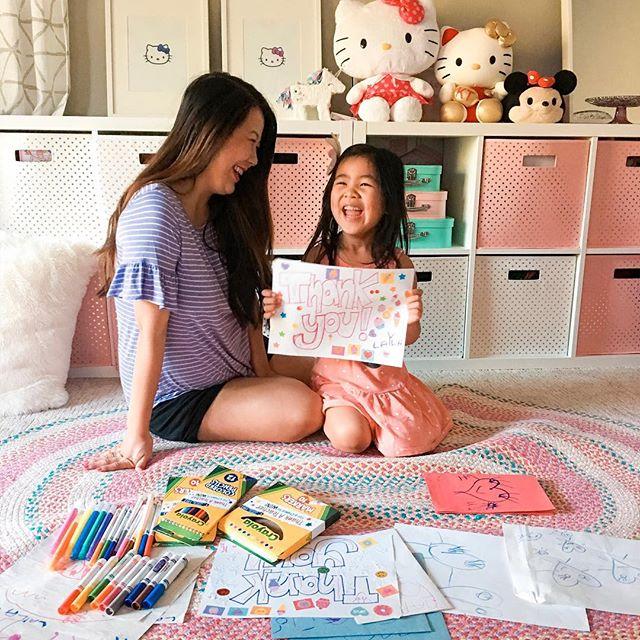 Crayola - Back to School  by Tiffany Ishiguro