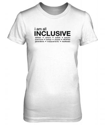 I am all Inclusive Tee