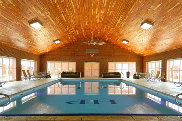 Indoor Swimming Pool Open Year Around