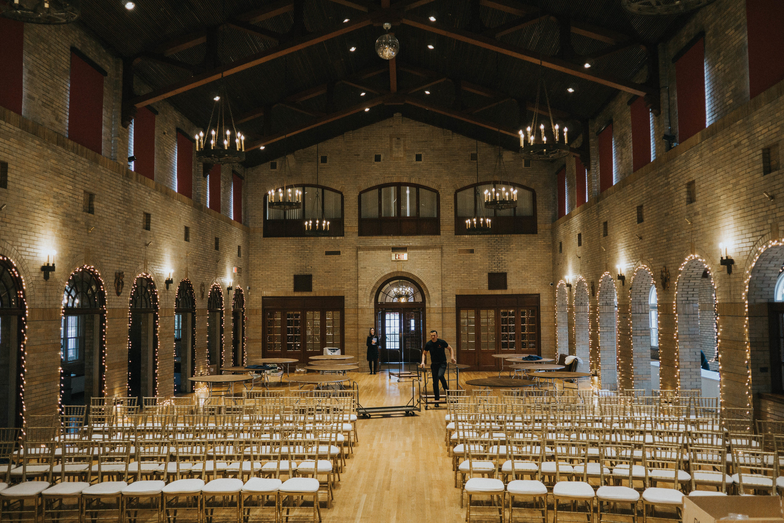 St. Francis Hall | Before the Styling, Photography by Matt Lozada, Elegant Gatherings DC
